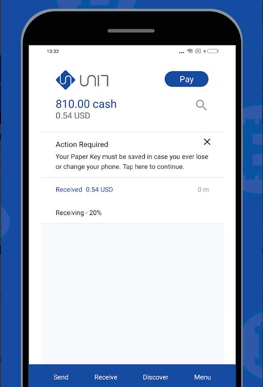Android кошелек Bitcoin cash